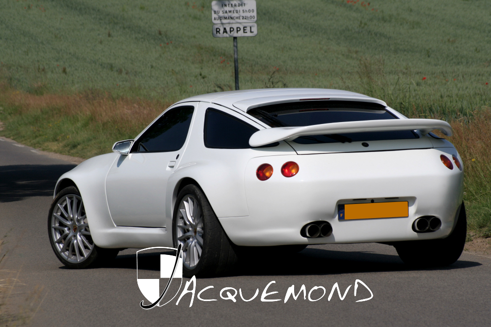 wide body kit for Porsche 928 Jacquemond