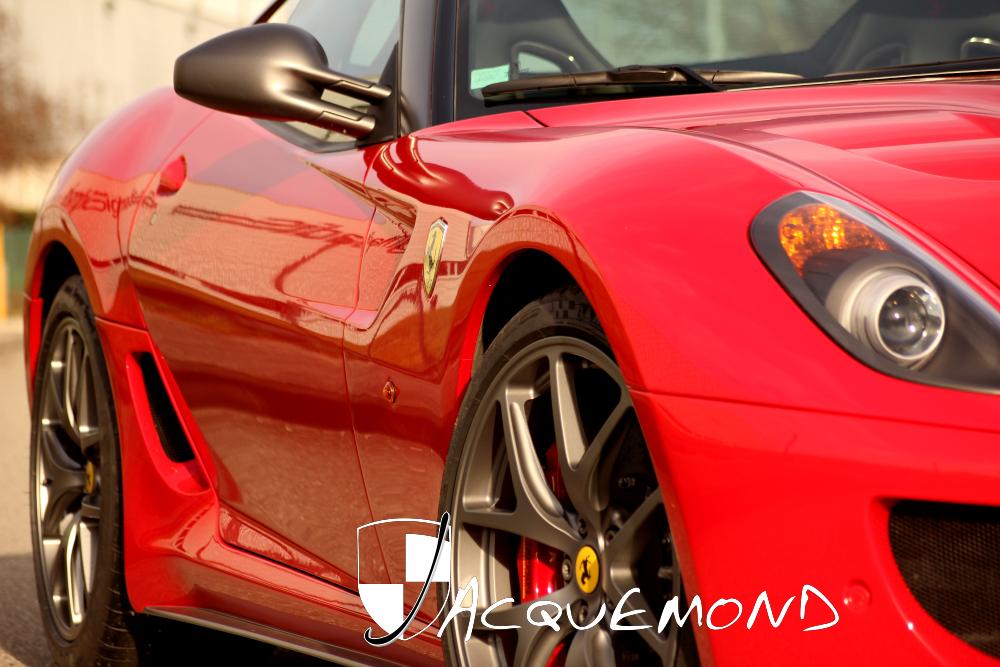 body kit GTO for Ferrari 599 Jacquemond