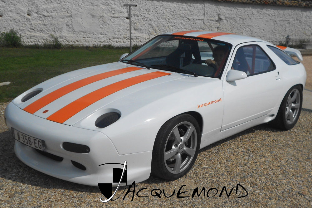 body kit for Porsche 928 Jacquemond
