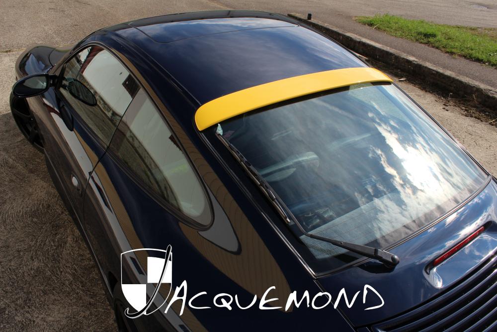 roof spoiler for Porsche 996 mk1, Mk2 by Jacquemond