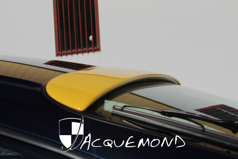 roof spoiler for Porsche 996 mk1, Mk2 by Jacquemond