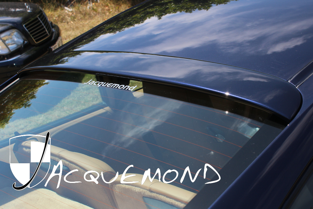 roof spoiler for Porsche 997 mk1, Mk2 by Jacquemond