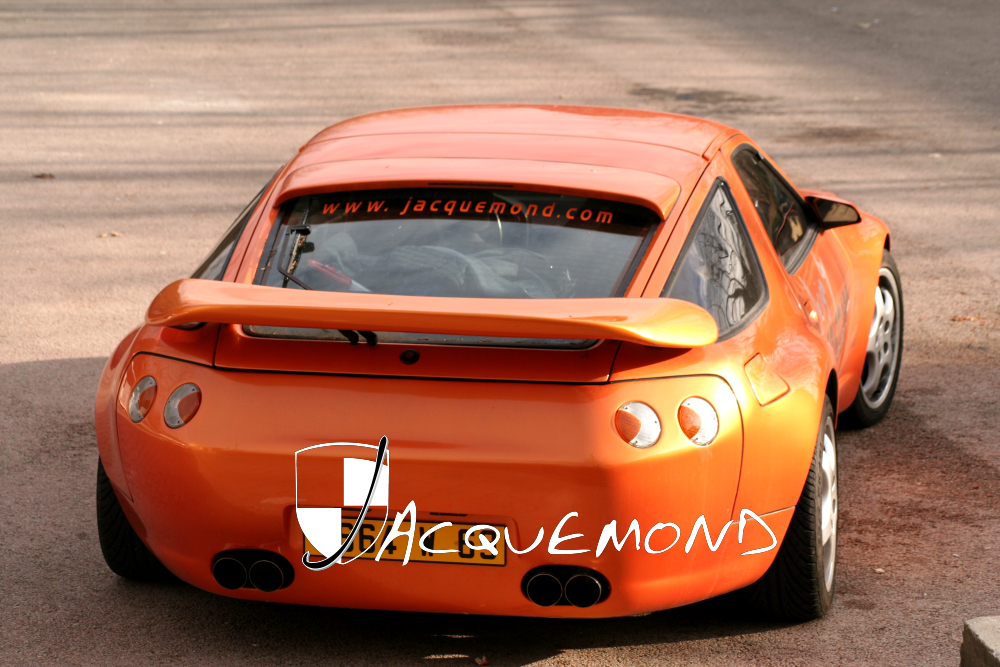 wide body kit and rear wing spoiler for Porsche 928 Jacquemond