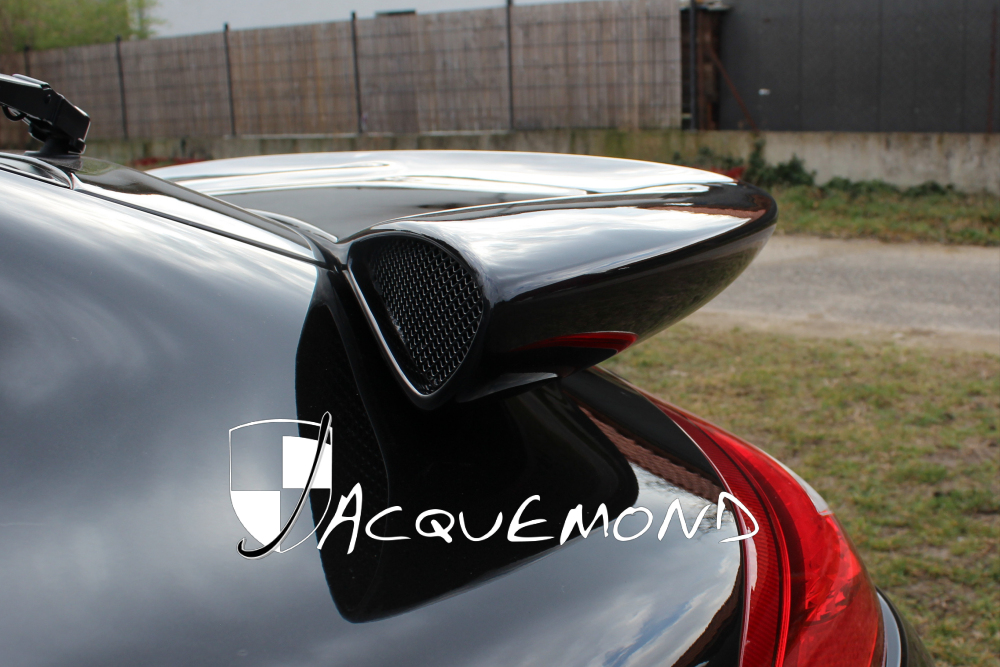 rear wing spoiler for Porsche 996 Mk1, Mk2 by Jacquemond