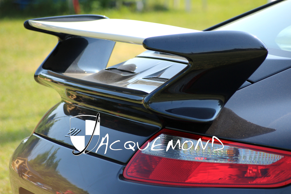 997 gt3 rear wing for Porsche 997 MK1 MK2 Jacquemond