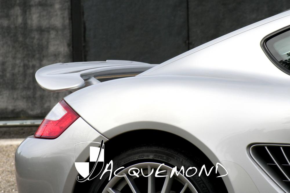 rear wing spoiler for Porsche Cayman 987 MK1 MK2 Jacquemond