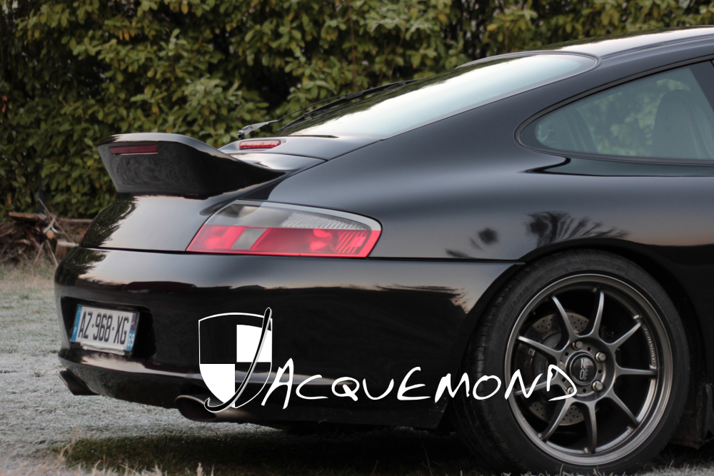 Jacquemond : Marzal Duck tail for Porsche 996