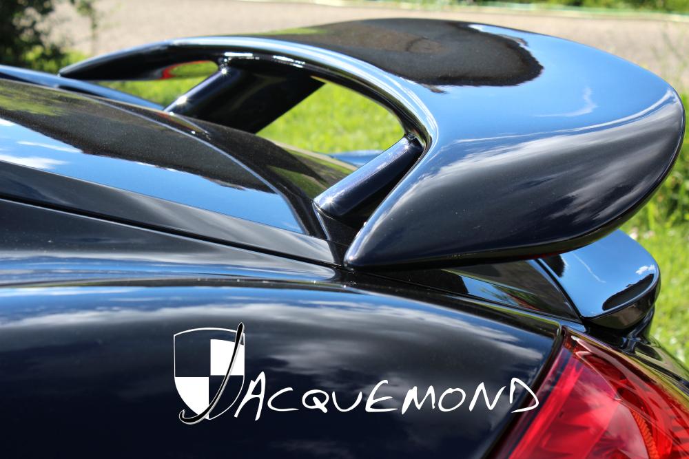 Porsche 987 Cayman Mk1, Mk2 rear wing spoiler by Jacquemond