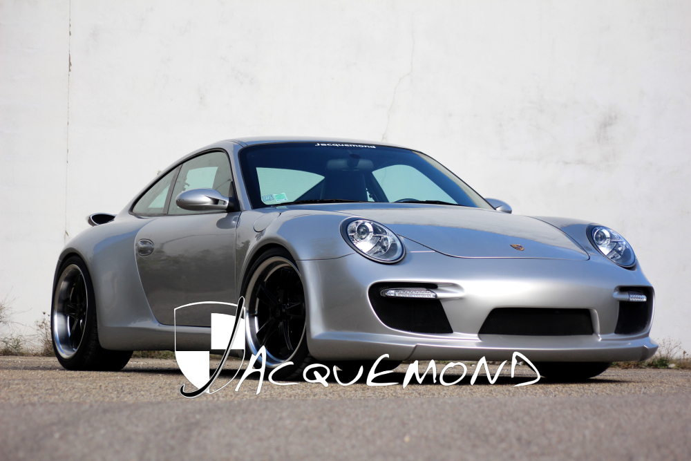 wide body kit for Porsche 997 Mk1, Mk2 by Jacquemond