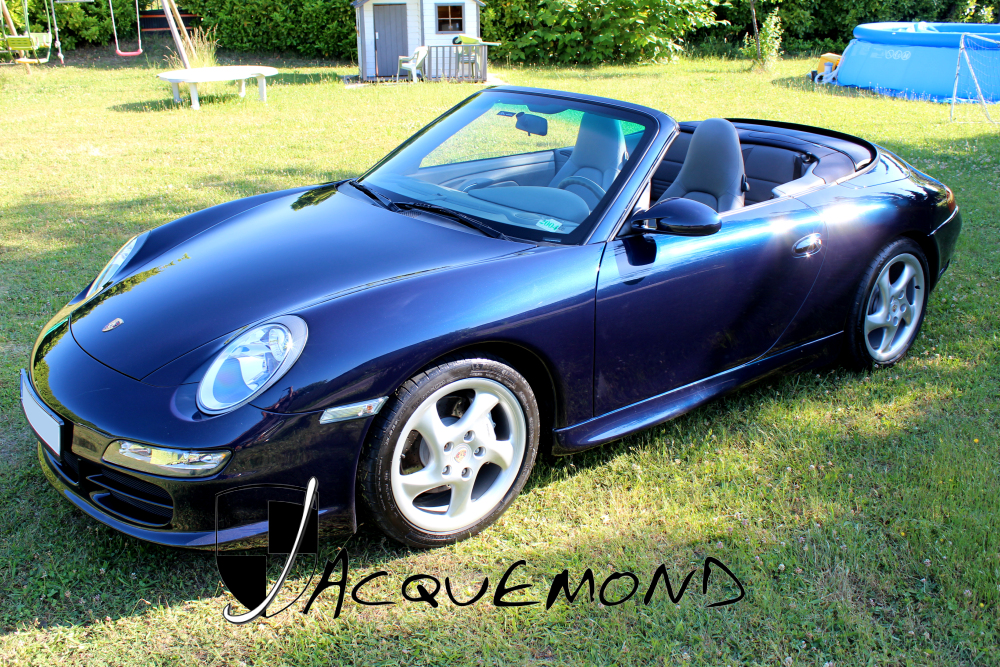 Facelift 997 to turn Porsche 996 into 997 look by Jacquemond
