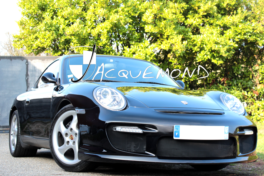 997 GT2 front facelift for Porsche 996 by Jacquemond