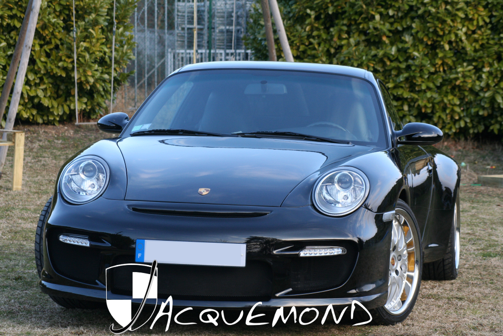 997 GT2 front facelift for Porsche 996 by Jacquemond
