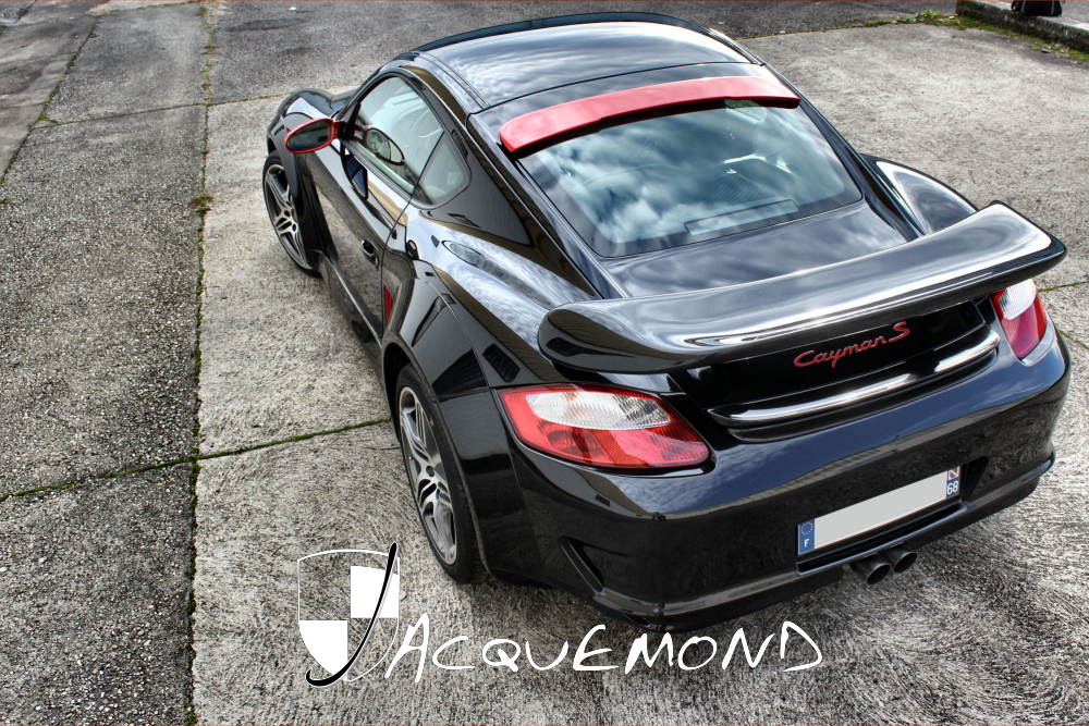 Racing Toy widebody set for Cayman