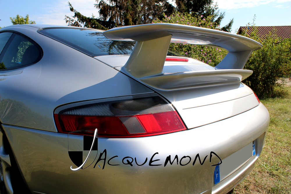 D on 997 c4s porsche with rear spoiler
