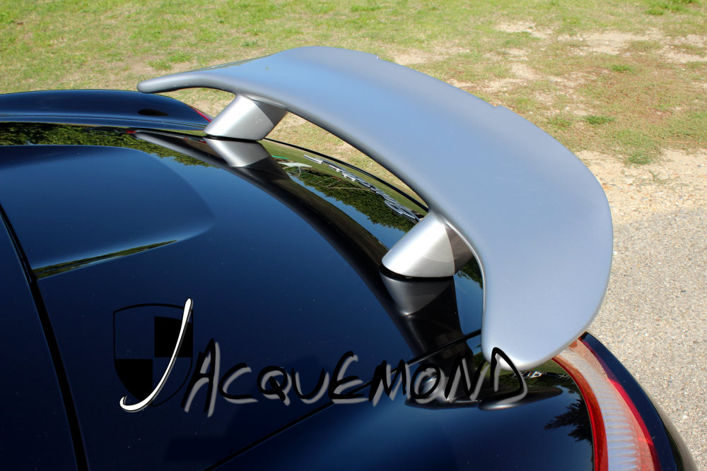 rear wing spoiler for Porsche Boxster 986 and 987 Jacquemond