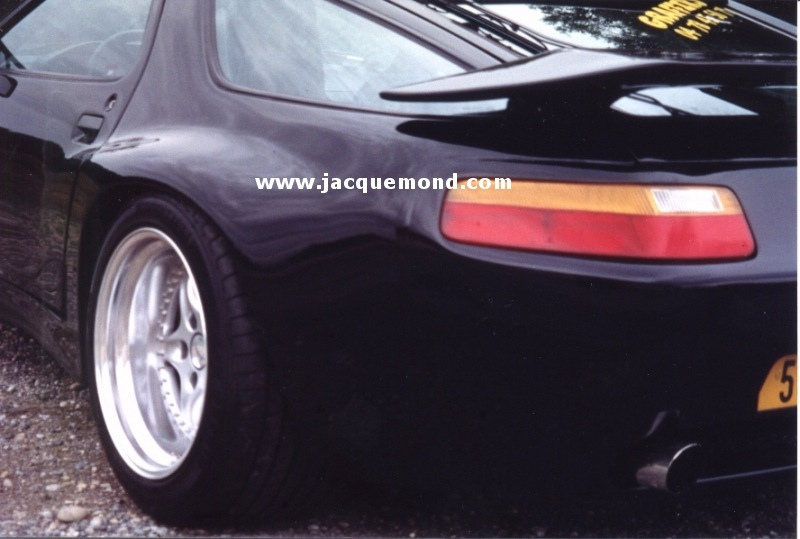 rear wing spoiler for Porsche 928 Jacquemond