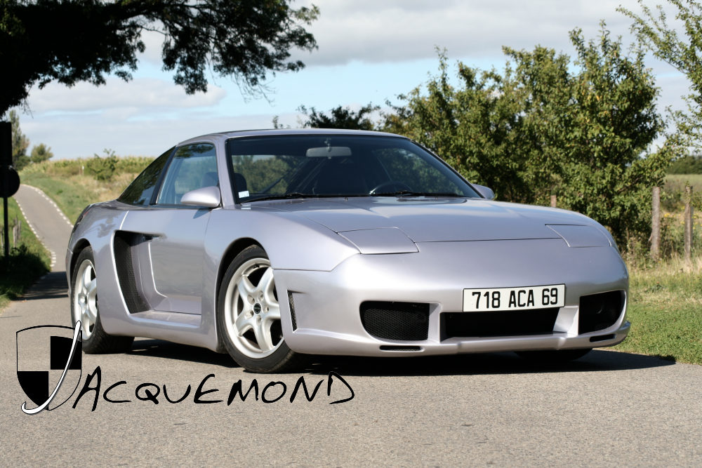 Nissan 200 240 SX S13 wide body kit by Jacquemond
