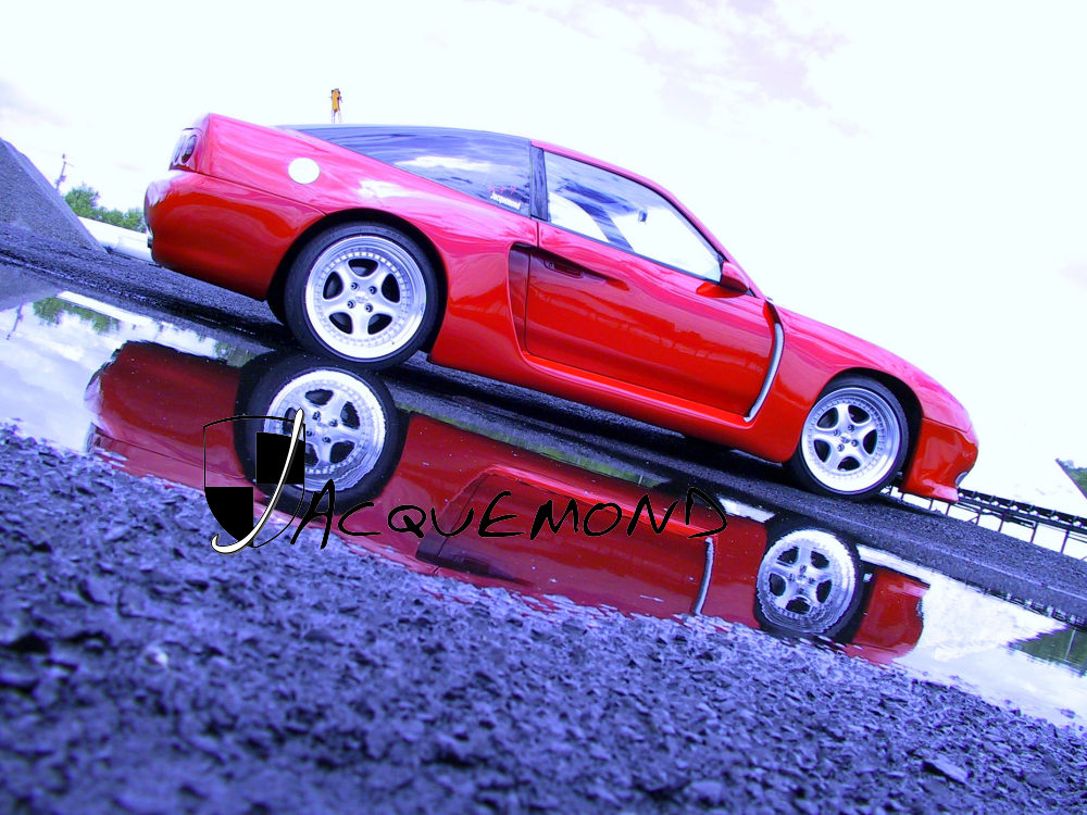 Nissan 200 240 SX S13 wide body set by Jacquemond