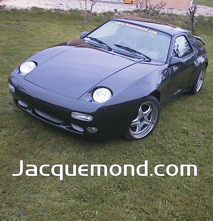Porsche 928 wide body set by Jacquemond
