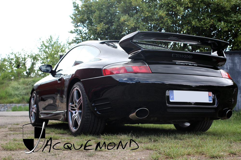 body kit for Porsche 996 by Jacquemond