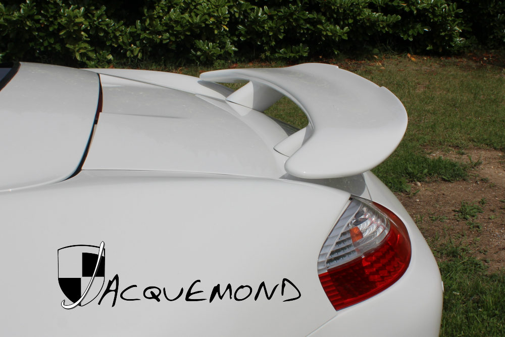 Boxster 986 rear wing spoiler by Jacquemond