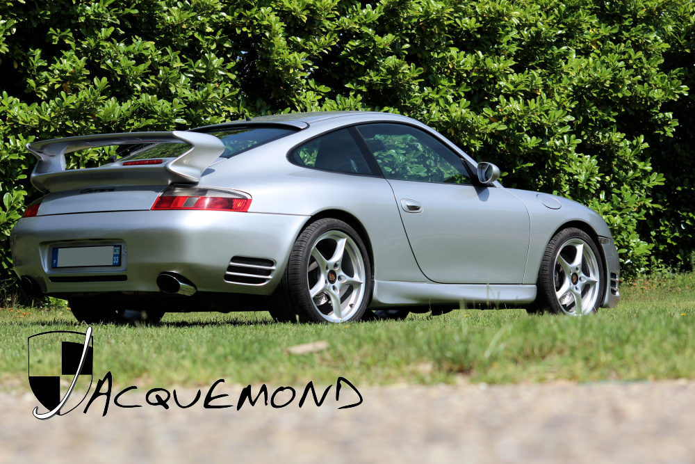 997 gt3 rear wing for Porsche 996 Jacquemond