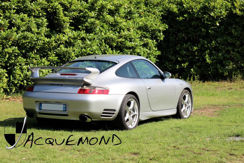 997 gt3 rear wing for Porsche 996 Jacquemond