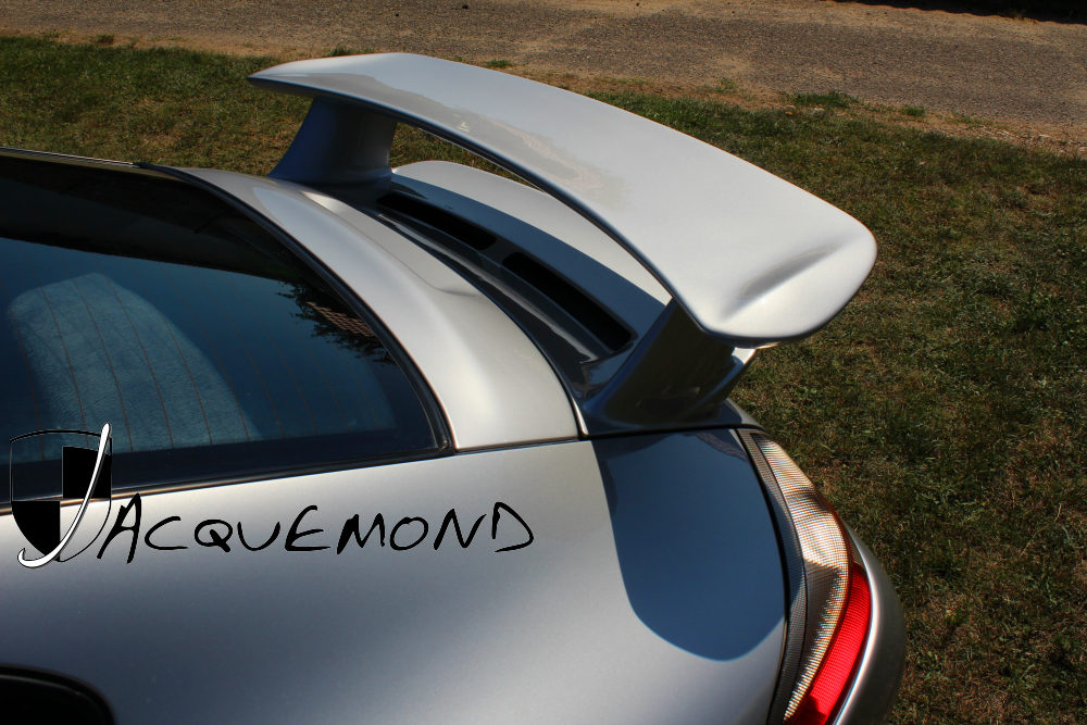 Jacquemond : 996 GT3 Mk2 Evocation rear wing spoiler for Porsche 996