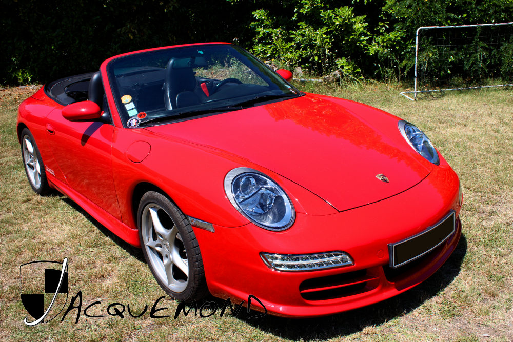 Facelift 997 -Avanti : front conversion to turn 996 into 997 by Jacquemond,