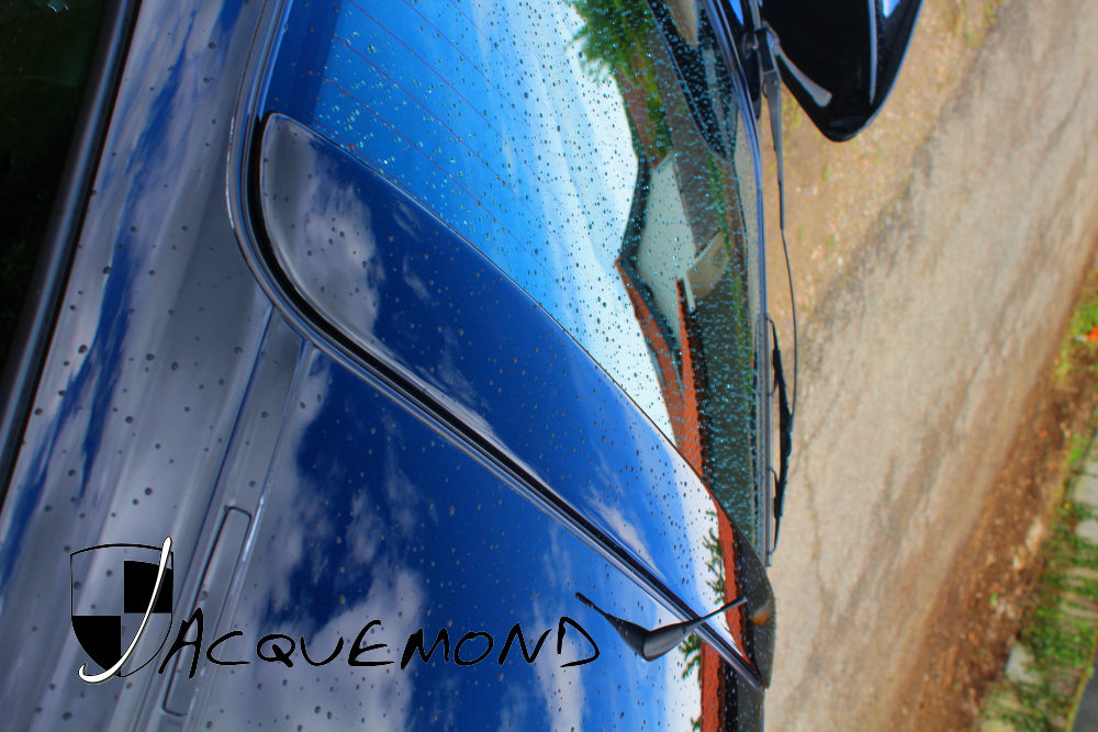 roof spoiler for Porsche 996 by Jacquemond