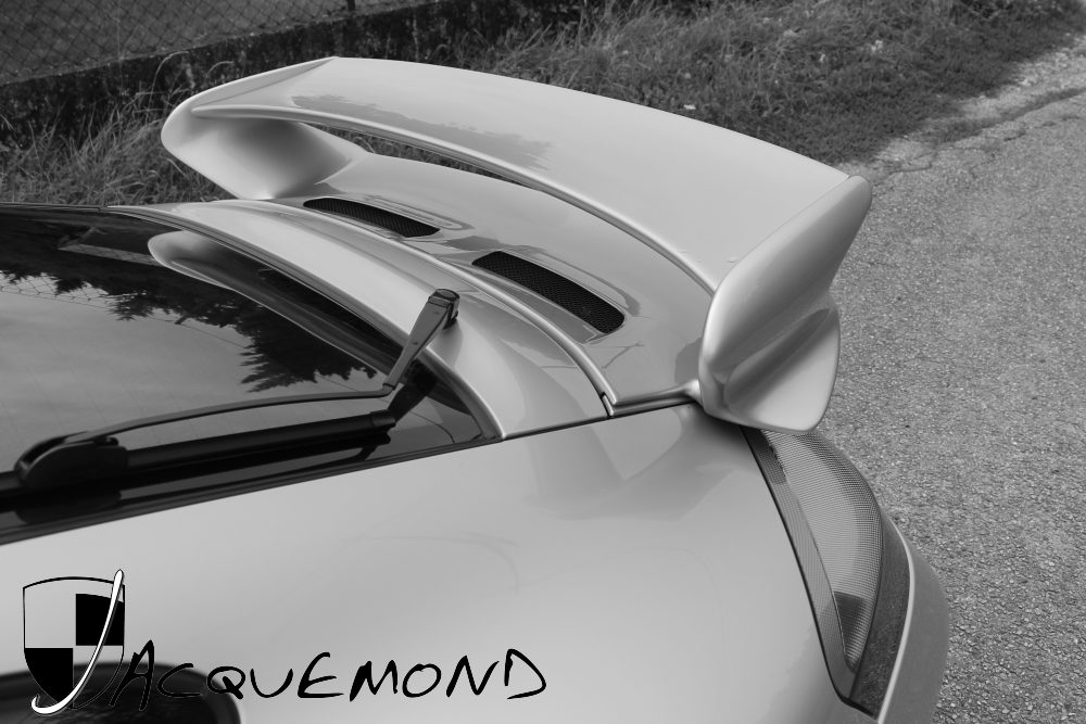 997GT3Evoc' rear wing for 996 by Jacquemond