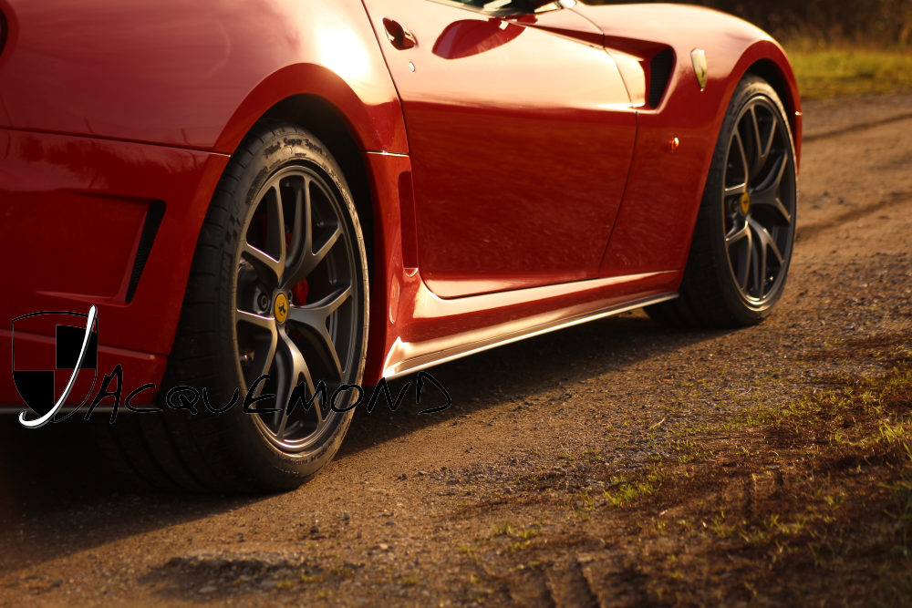 Ferrari 599 GTO Style body kit by Jacquemond