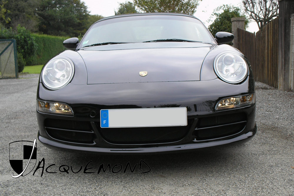 Porsche 986 boxster : 997 style look by Jacquemond