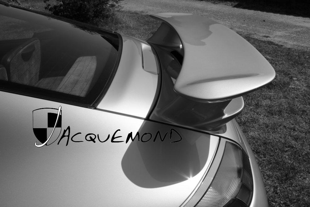 996GT3Mk2Evoc' rear wing hood