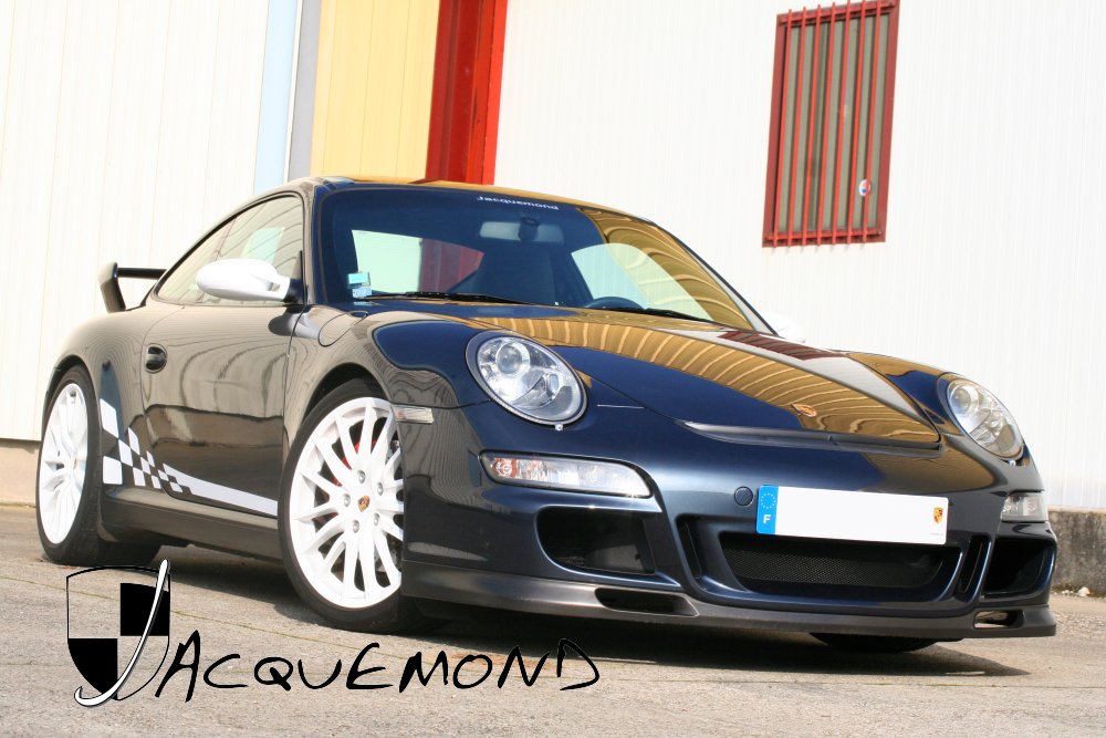997 GT3 Evocation front bumper by Jacquemond.com