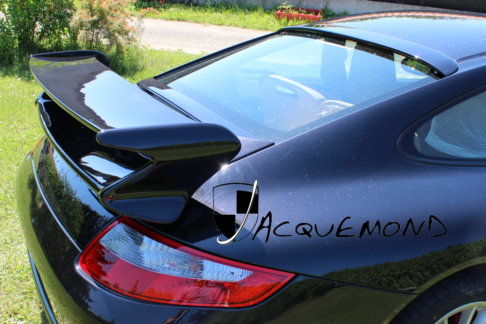 Jacquemond Porsche 997 body kit, wings, spoiler