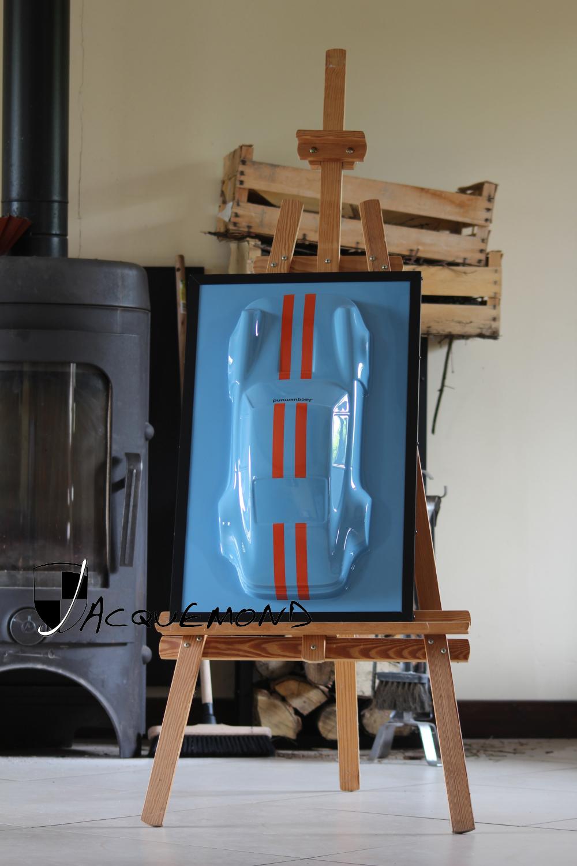 911-Sculpture by Jacquemond