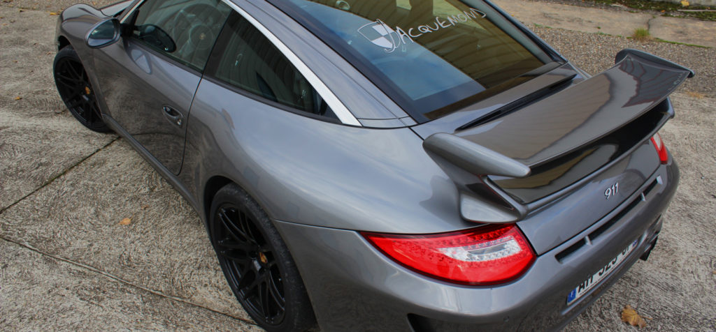 997 GT3 Evocaiton rear wing hood Jacquemond