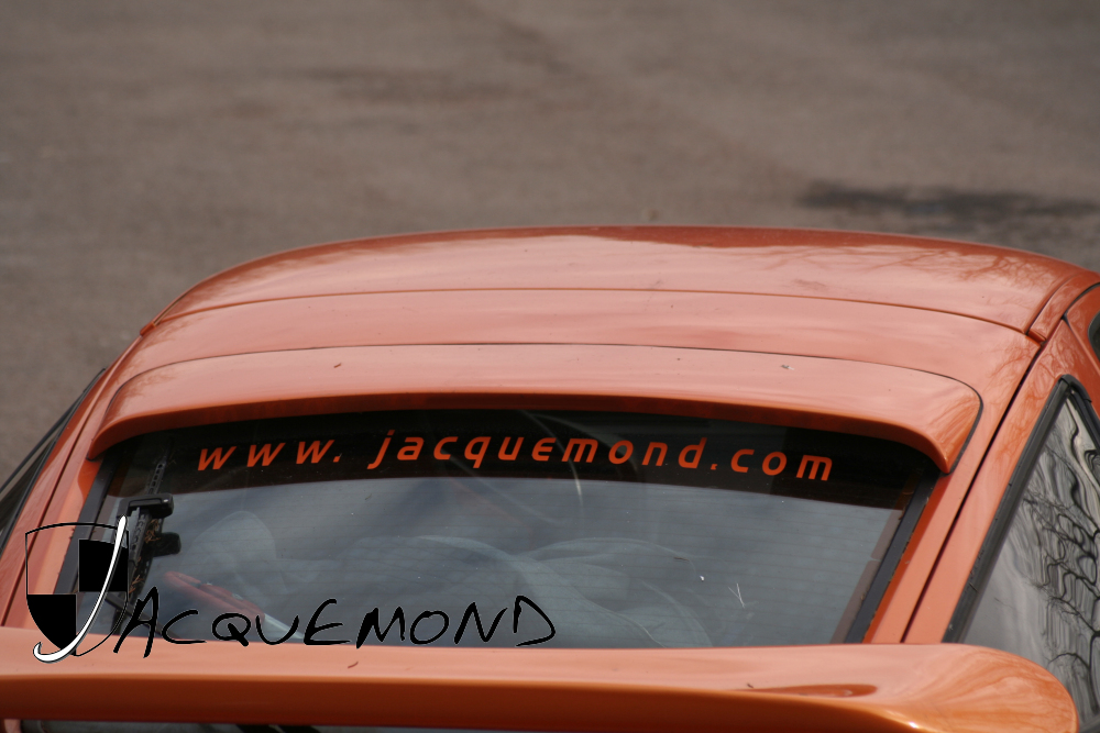 roof spoiler for Porsche 928 Jacquemond