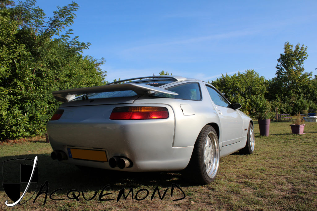 Porsche 928 rear wing spoiler by Jacquemond