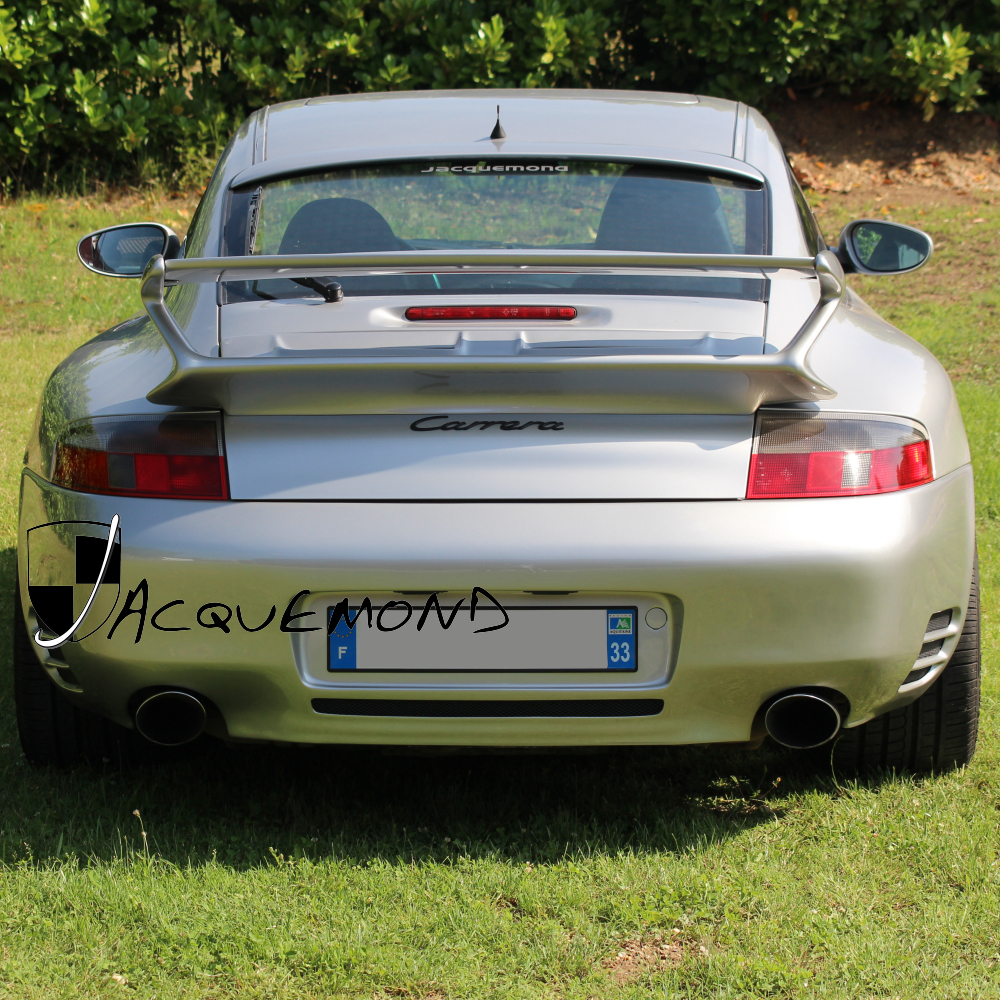 997GT3 Evocation rear wing for Porsche 996 by Jacquemond.