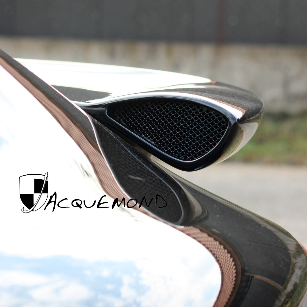 Darus rear wing for Porsche 996 by Jacquemond.