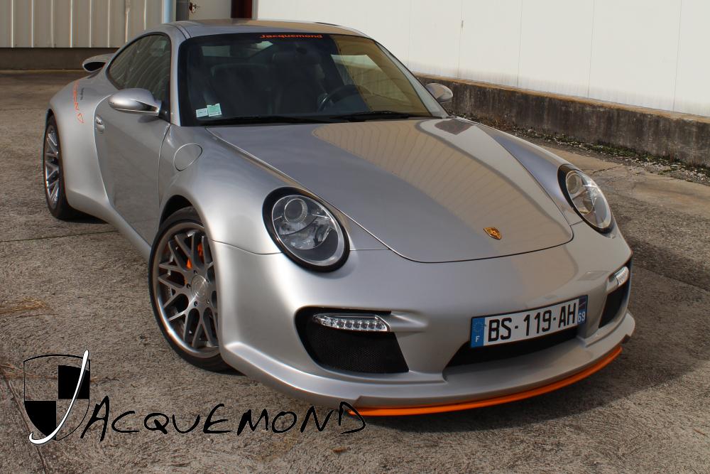 997Lyon wide body set for Porsche 997 by Jacquemond