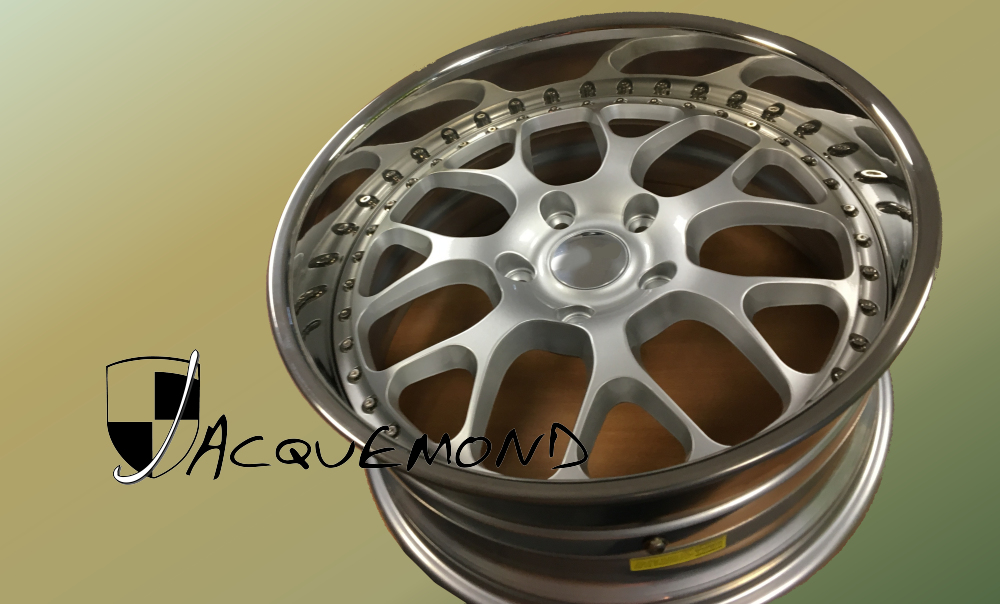 3 piece rims for Porsche 928 custom offset by Jacquemond