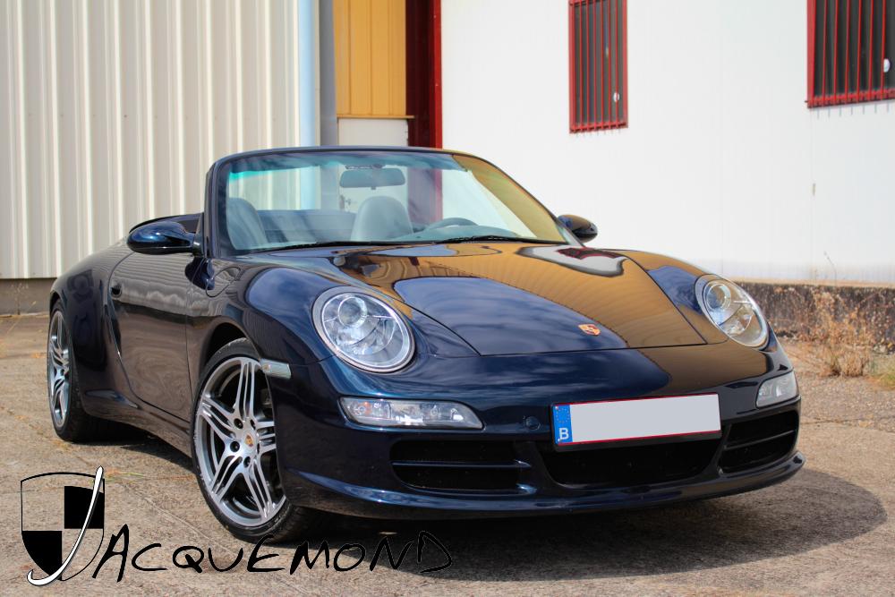 SportLook-09 widebody set for Porsche 996, by Jacquemond.
